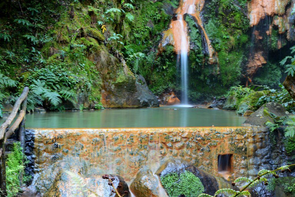 Caldeira Velha-Centro de interpretação Ambiental