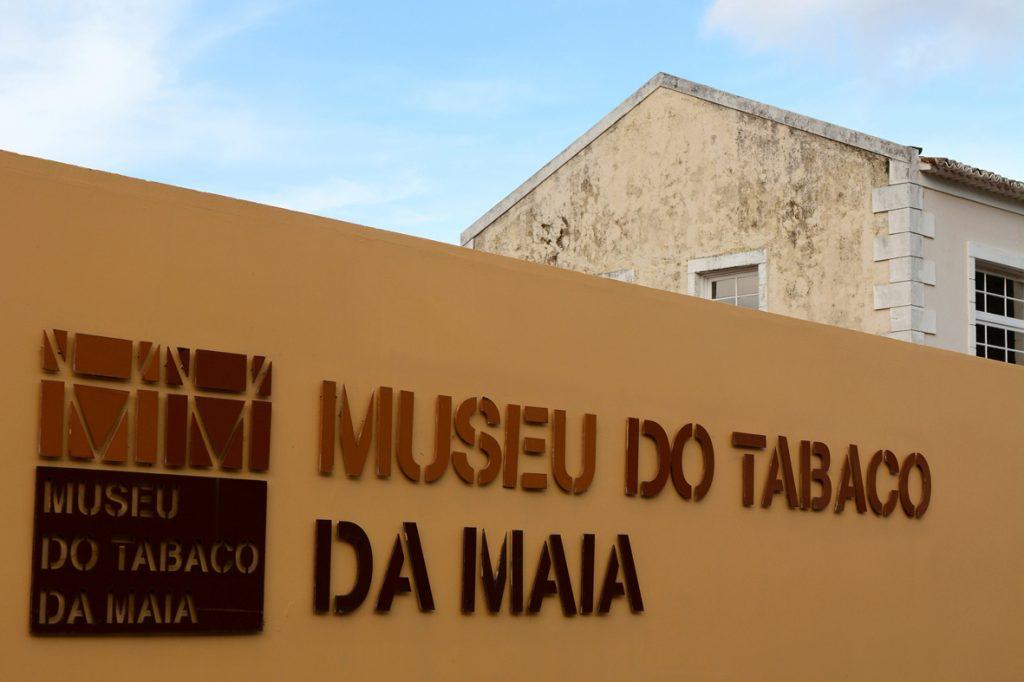 Museu de tabaco na Maia